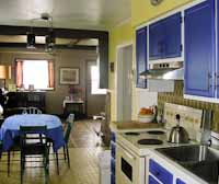 Kitchen - Dining room